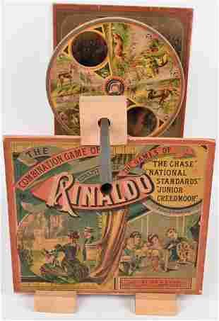 STIRN & LYON COMBINATION GAME OF RINALDO