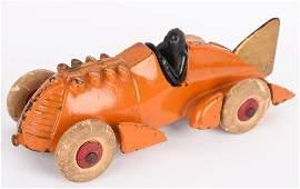 HUBLEY CAST IRON RACE CAR