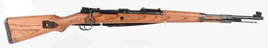 WW2 REBUILT AMBERG 1916 TO 98K FOR SA ISSUE