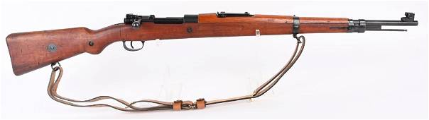VZ24 MAUSER RIFLE WITH SLING