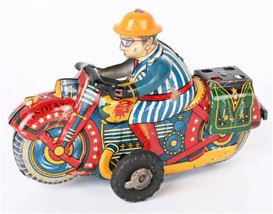 JAPAN TIN FRICTION INDIAN MOTORCYCLE