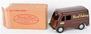 TONKA 750-4 PARCEL DELIVERY TRUCK w/ BOX