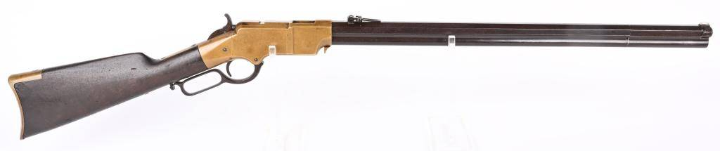 1863 NEW HAVEN ARMS MODEL 1860 HENRY RIFLE.