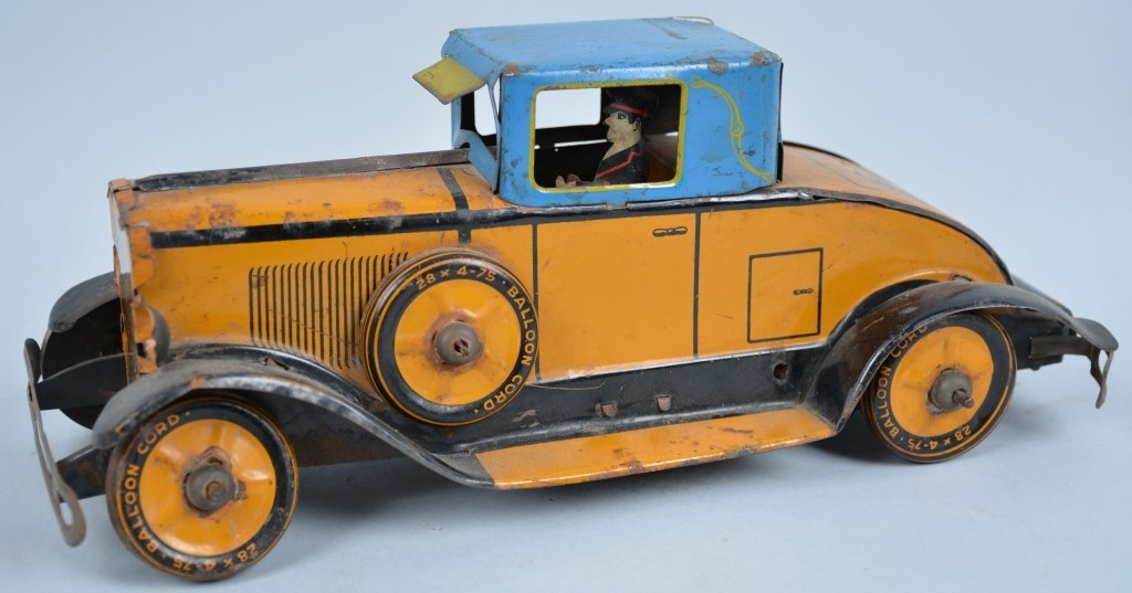 MARX Tin Windup DELUXE COUPE