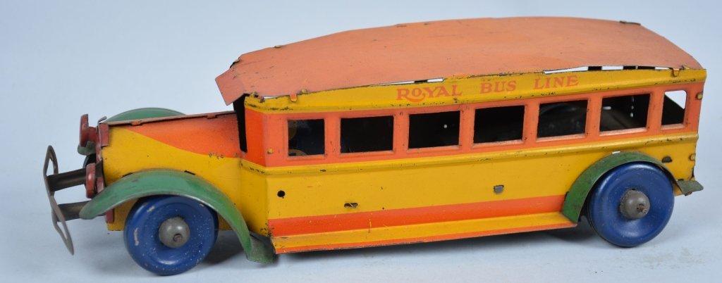 MARX Tin Windup ROYAL BUS