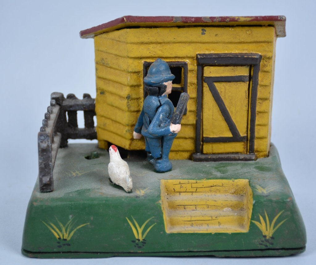 Book of Knowledge UNCLE REMUS MECHANICAL BANK