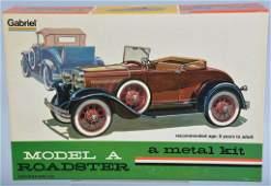 HUBLEY MODEL A ROADSTER METAL KIT mib