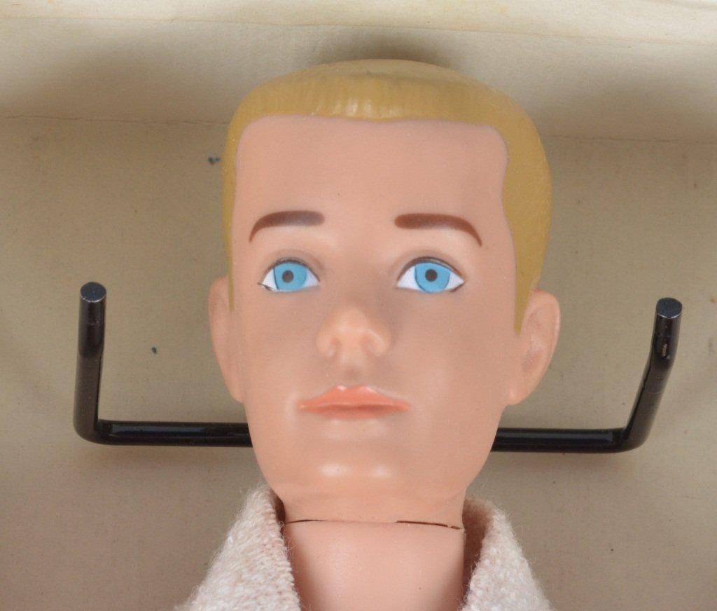 Mattel 1960 Ken Doll, No. 750, with Original Box - 2