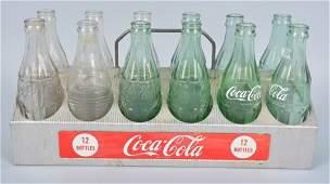 Coca Cola Aluminum 12 Pack Carrier & More
