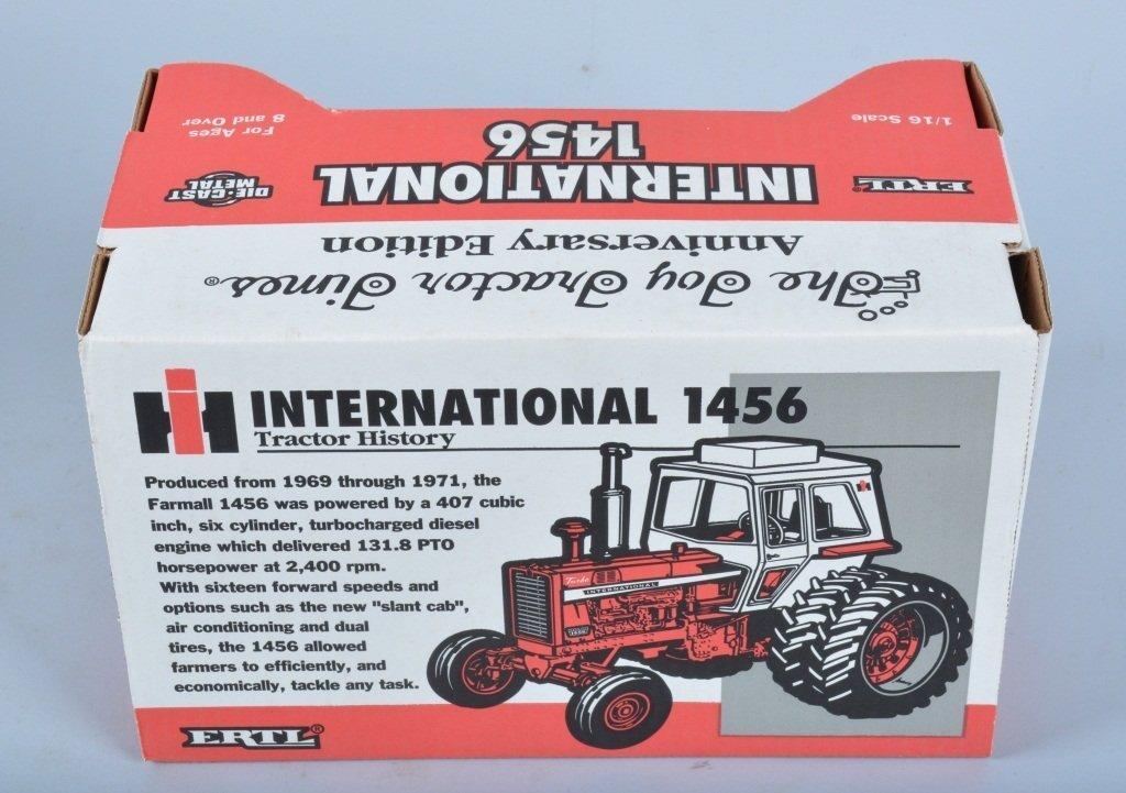 ERTL 1996 TOY TRACTOR TIMES INTERNATIONAL 1456 - 3