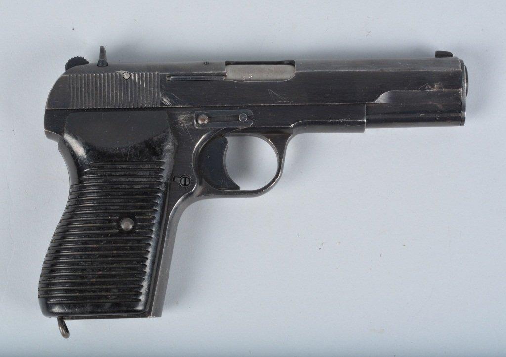 Firebird Parabellum 9mm Pistol, West Germany - 2