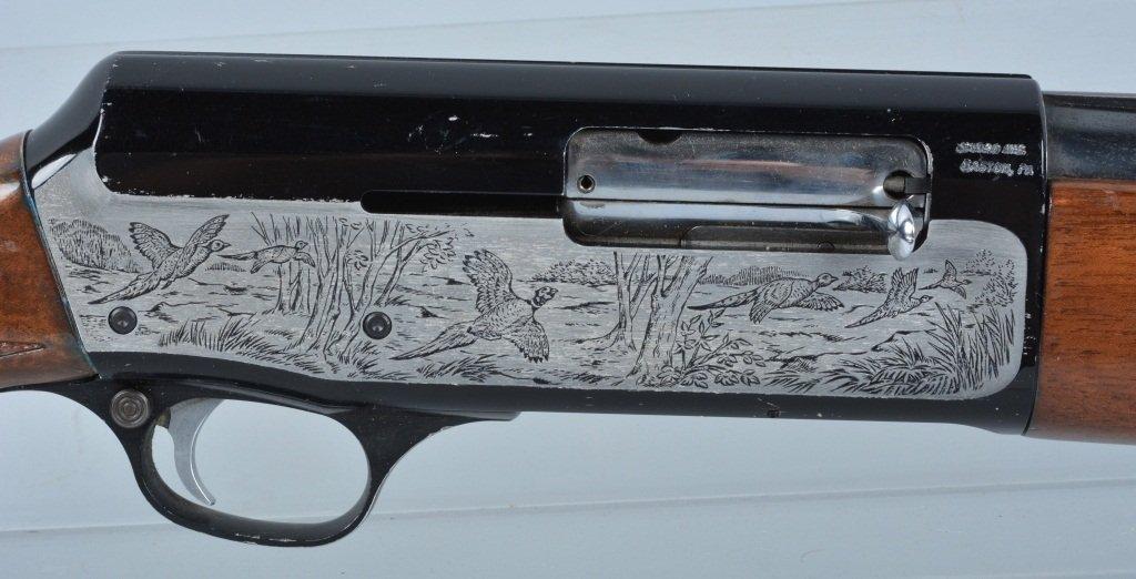 Luigi Franchi Italy 12 Gauge Shotgun - 2