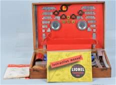 Lionel  343 Construction Kit