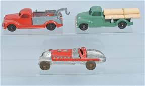 Lot of 3 HUBLEY DIECAST VEHICLES