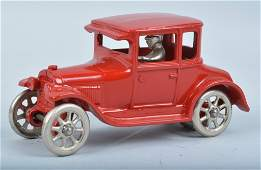 ARCADE Cast Iron FORD COUPE