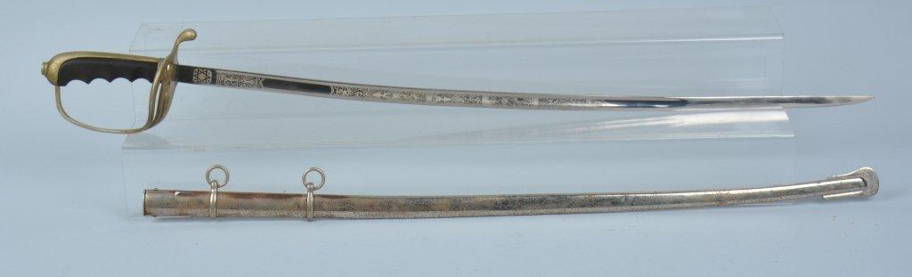Model 1902 US OFFICER SWORD