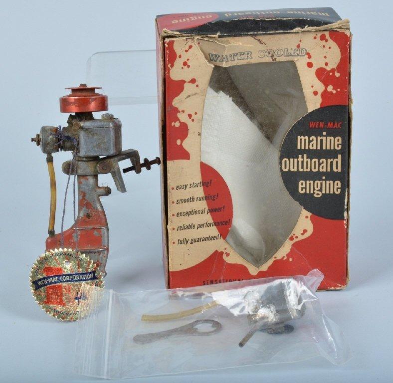 WEN MAC MARINE OUTBOARD ENGINE w/ BOX