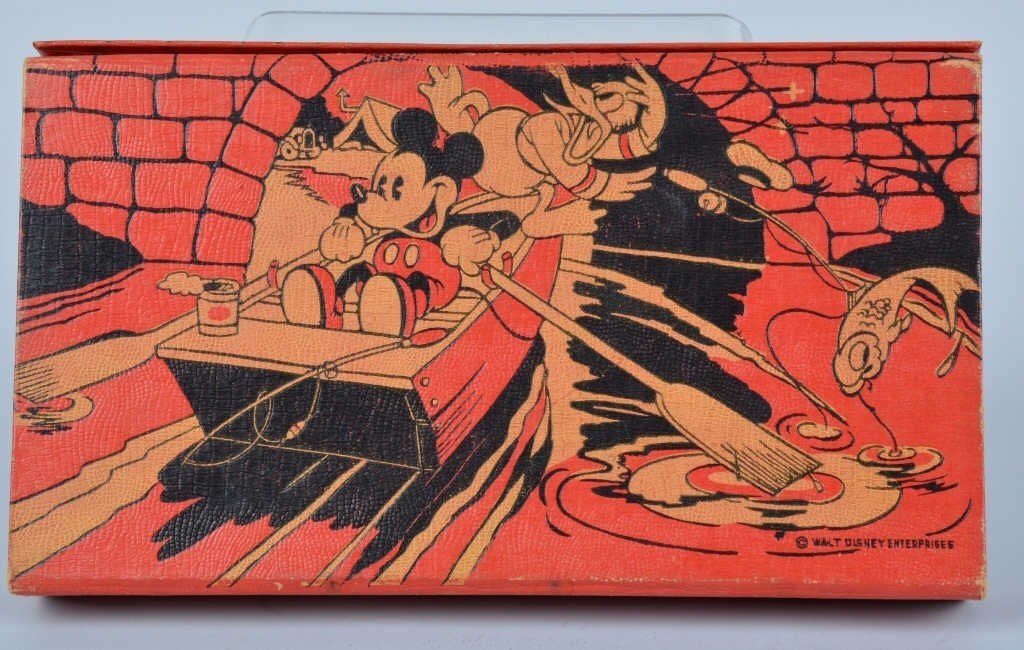 WDE MICKEY MOUSE PENCIL CASE