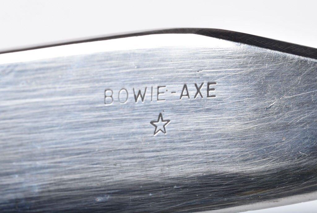 TRU-BAL BOWIE THROWING AXE, VIETNAM - 3