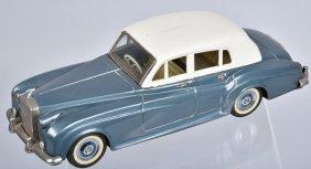 Bandai Tin Friction Rolls Royce Silver Cloud