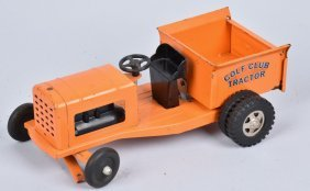 Tonka Golf Club Tractor