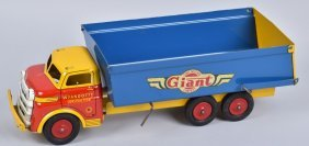 Wyandotte Giant Construction Co. Dump Truck