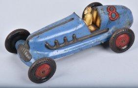 Marx Windup #8 Racer
