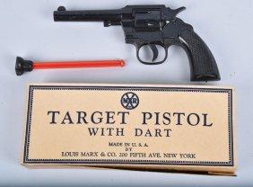 Marx Target Pistol W/ Box