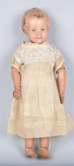Schoenhut Girl Doll, Vintage