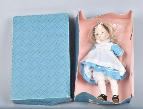 Madam Alexander Alice Doll, Boxed
