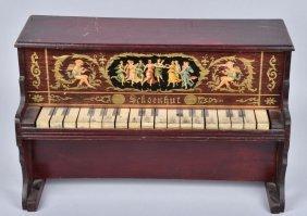 Schoenhut Toy Piano, Vintage