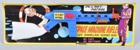Planet Patrol Space Rifle Moc