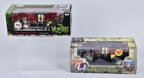 2 Munsters Koach Mib