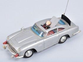 Battery Op James Bond 007 Aston Martin