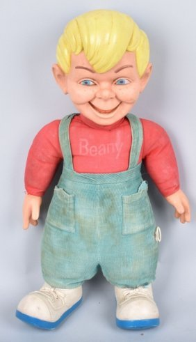 Mattel Talking Beany Doll