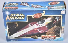 Star Wars Jedi Starfighter 2 Attack Modes