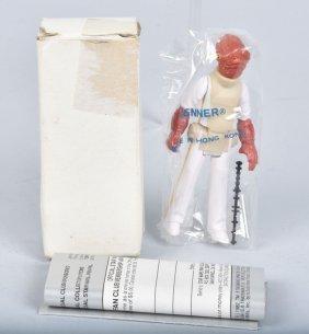 1983 Star Ars Rotj Admiral Akbar Mail Away Mib
