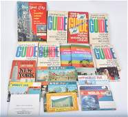 LARGE LOT OF 196465 NEW YORK WORLDS FAIR ITEMS