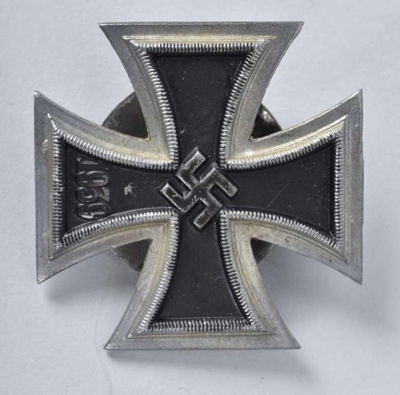Ww2 Nazi German Iron Cross 1st Class
