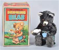 ALPS Windup DRINKING BEAR w/ BOX