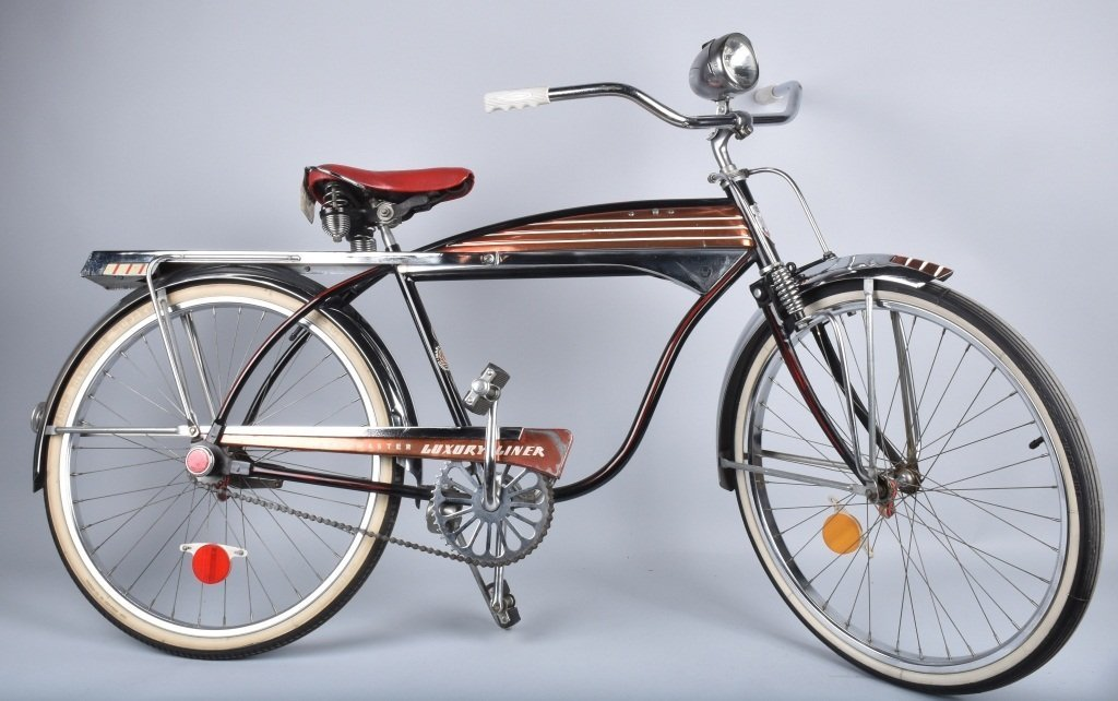 1950s AMF ROADMASTER LUXURY LINER BICYCLE