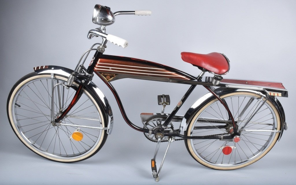 1950s AMF ROADMASTER LUXURY LINER BICYCLE - 7