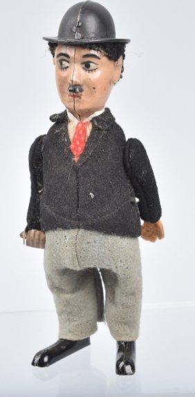 Scarce Schuco Windup Charlie Chaplin