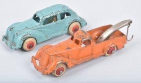 Arcade & Hubley Cast Iron Vehicles