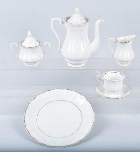 Walbrzych China Tea Set