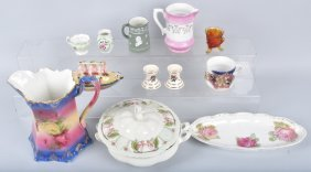 Large Lot Of Misc. Vintage Chinaware