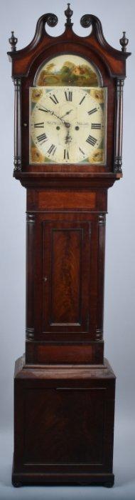 Antique Alex Nicol, Arbroath Grandfather Clock