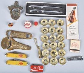 Coca Cola Promotional Items
