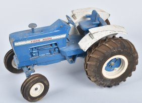 "12"" Diecast Ford 8000 Tractor"