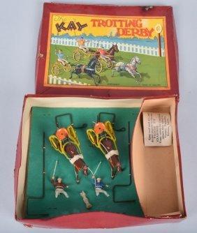 Kay Trotting Derby W/ Box